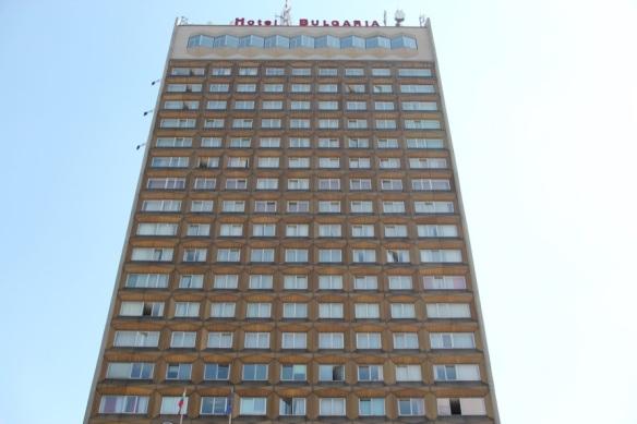 Hotel Bulgaria – ein Relikt kommunistischer Zeitrechnung. Damals der Stolz aller Burgaslii, heute ein verlassener Ort für Nostalgiker... und Romantiker.
