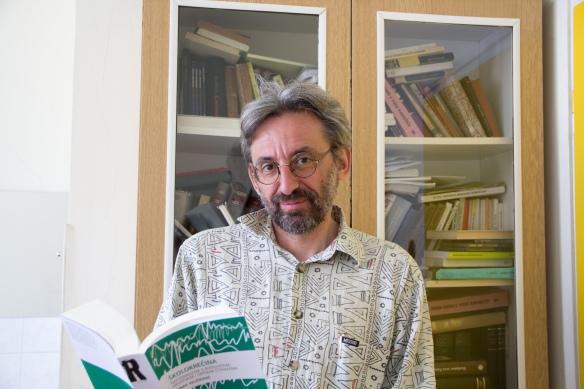 """Prof. Velickovic spricht """"ostalski"""""""
